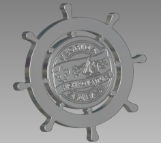 sea base Free Dxf for CNC