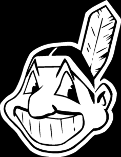 cleveland indians logo Free Dxf for CNC