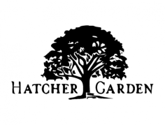 hatcher logo 300 Free Dxf for CNC