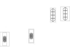 yatak odas 19 Free Dxf for CNC