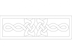 clip 3 18aaa Free Dxf for CNC