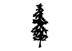 tree 18 Free Dxf for CNC