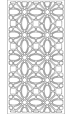 Pattern Design Free Dxf for CNC