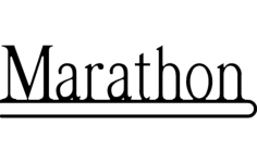 marathon Free Dxf for CNC