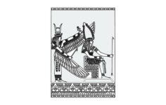 egypt Free Dxf for CNC