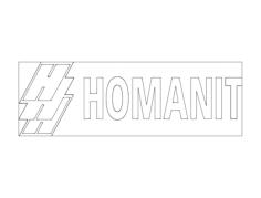 homanit v.1 Free Dxf for CNC