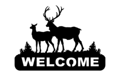 deer 2 welcomes Free Dxf for CNC