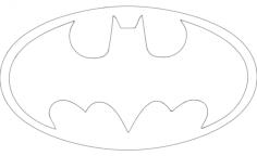 batmanFree Dxf for CNC
