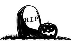 rip horror Free Dxf for CNC