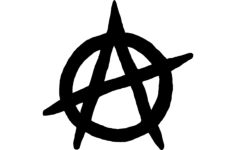 anarchy Free Dxf for CNC