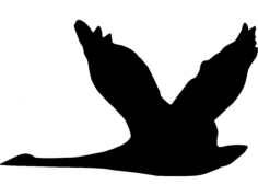 ganso 3(goose) Free Dxf for CNC