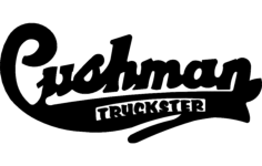 cushman truckster Free Dxf for CNC
