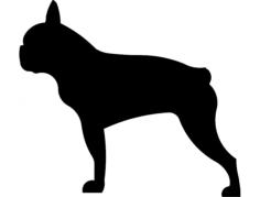 bulldog 02 Free Dxf for CNC