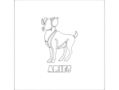 aries Free Dxf for CNC