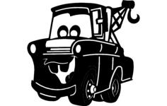 manard dump truck Free Dxf for CNC