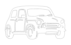 mini Free Dxf for CNC