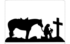 horseFree Dxf for CNC