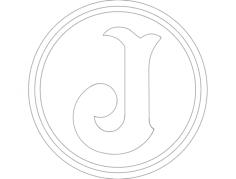 ca juventus Free Dxf for CNC