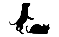 puppy Free Dxf for CNC