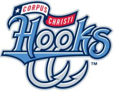 corpus christi hooks logo Free Dxf for CNC