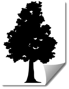 tree 1 Free Dxf for CNC