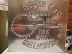 balladeers Free Gcode .TAP File for CNC