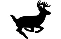 deer Free Gcode .TAP File for CNC