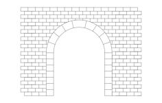 bridge Free Gcode .TAP File for CNC
