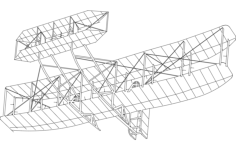 kttyhawk Free Gcode .TAP File for CNC