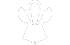 angel Free Gcode .TAP File for CNC