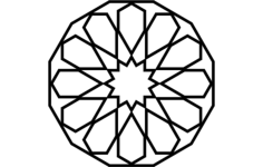 design round Free Gcode .TAP File for CNC