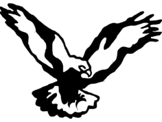 eagle 2 Free Gcode .TAP File for CNC