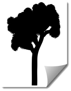 tree 4 Free Gcode .TAP File for CNC