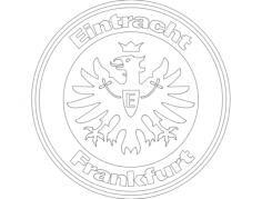 eintract frankfurt Free Gcode .TAP File for CNC