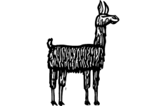 lama 3 3 Free Gcode .TAP File for CNC