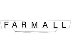 farmall emblem Free Gcode .TAP File for CNC