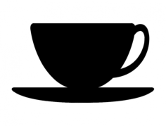 taza de te (tea cup) Free Gcode .TAP File for CNC