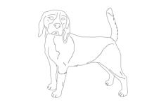 beagle good 2 Free Gcode .TAP File for CNC