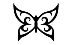 bflyswwt Free Gcode .TAP File for CNC
