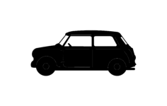 austin mini 1 Free Gcode .TAP File for CNC