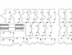 3d-landschaft Free Gcode .TAP File for CNC
