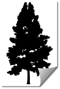 tree 5 Free Gcode .TAP File for CNC