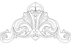 design 6 Free Gcode .TAP File for CNC