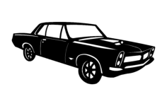 65 gto Free Gcode .TAP File for CNC