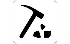 pickhammer Free Gcode .TAP File for CNC