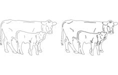 farm image Free Gcode .TAP File for CNC
