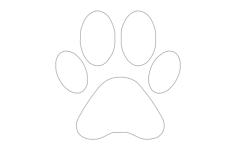 paw Free Gcode .TAP File for CNC