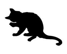 kitten Free Gcode .TAP File for CNC