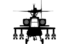 apaches Free Gcode .TAP File for CNC