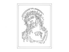 jesus Free Gcode .TAP File for CNC